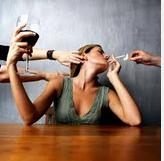 Пить спиртное не хочется, а заста