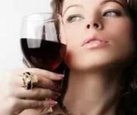 Характер женщины и алкоголь