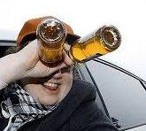 Первое уголовное дело за повторную езду в пьяном виде