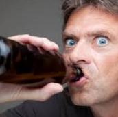 Голубоглазые - потенциальные алкоголики