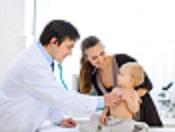 С ребенком к врачу